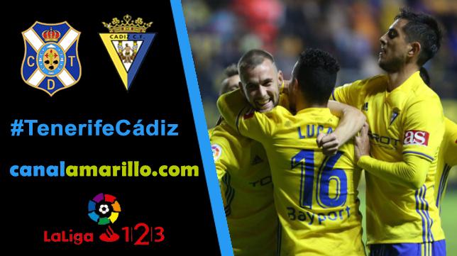 El Cádiz CF quiere cerrar el 2017 con victoria
