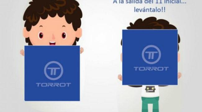 Mosaico de Torrot en Carranza