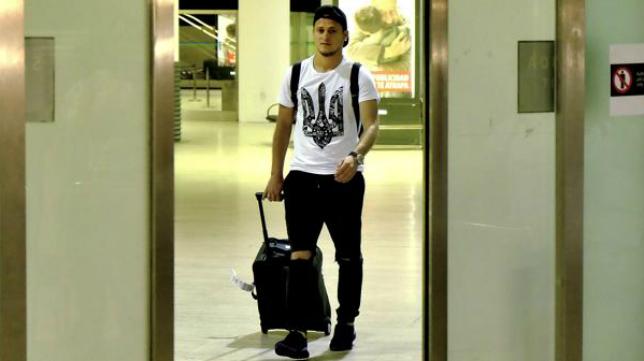 El delantero Roman Zozulya no viajará a Cádiz debido a una lesión.