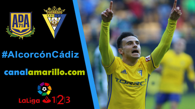 El Cádiz CF quiere prolongar la racha en Alcorcón