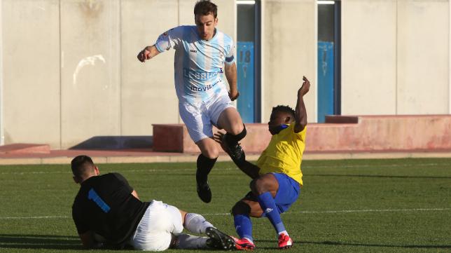 La Balompédica Lebrijana es ahora quinta, a 15 puntos del líder Cádiz CF B.