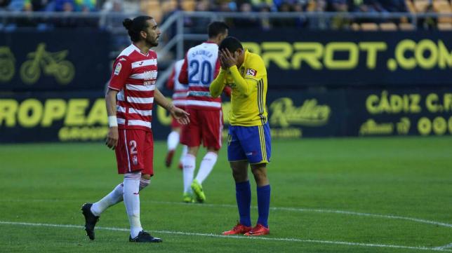 El gaditano Chico Flores volverá a estar ante el Cádiz CF, su club de origen.