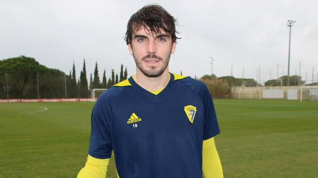 Eugeni ya es cadista. Foto: Cádiz CF.