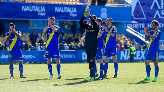 El Cádiz CF ha estado tres meses justos sin caer derrotado.