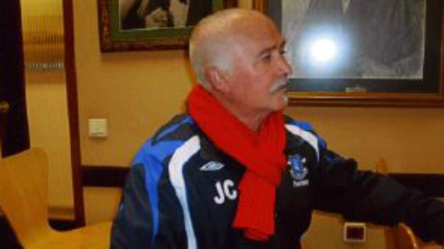 Joaquín Acedo hace algunos años.