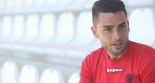 Jorge Romero, joven entrenador del Córdoba CF.