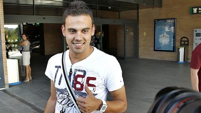 El centrocampista Matilla es uno de los seis fichajes del Nástic en este mercado de invierno.