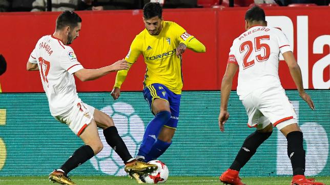 Nico Hidalgo disputó pocos minutos la temporada pasada.
