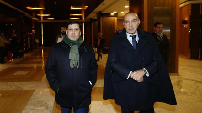 Jesús León y Luis Oliver quieren comprar el Córdoba CF.