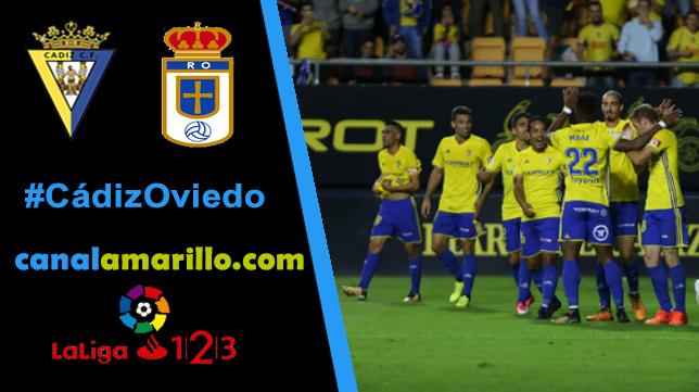 El Cádiz CF quiere volver a ganar ante el Oviedo