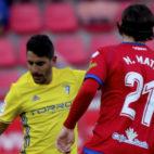 Marc Mateu estará ante el Cádiz CF.