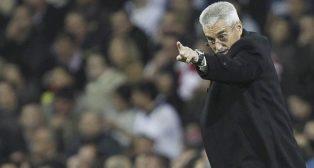 Fabri, entrenador del Lorca.