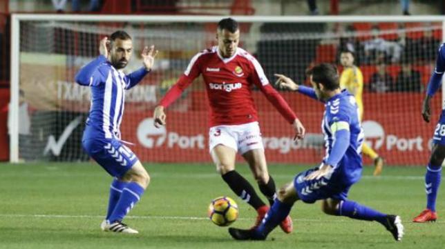 El Lorca FC sólo ha ganado a domicilio en Tarragona ante el Nástic.