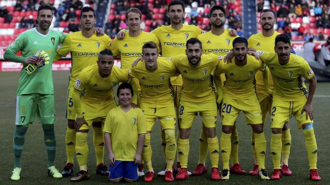 Partido para olvidar el del Cádiz CF en Soria.