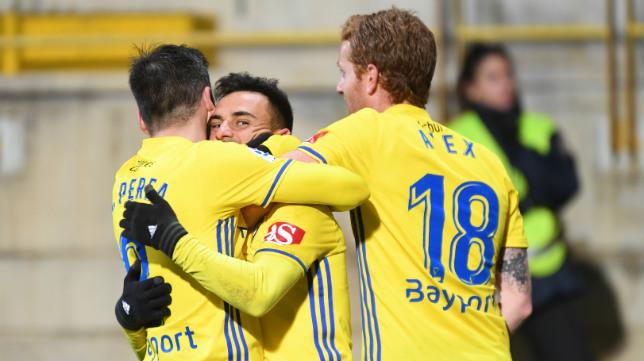 El Cádiz CF buscará el éxito en estas últimas jornadas.