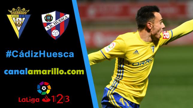 Cádiz y Huesca buscan tres puntos de oro en Carranza