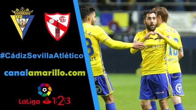 El Cádiz CF busca una victoria ante el colista