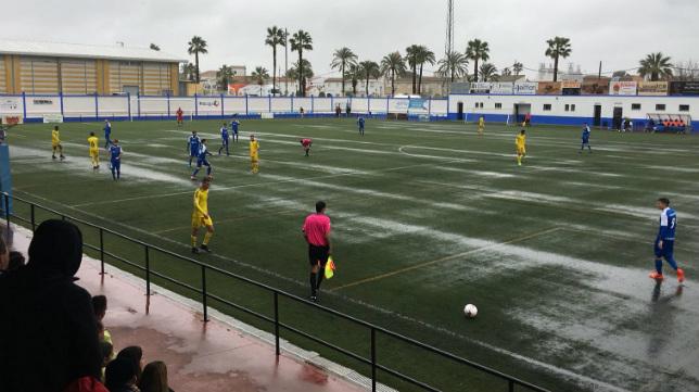 Encuentro de la cantera amarilla. Foto: Cádiz CF.