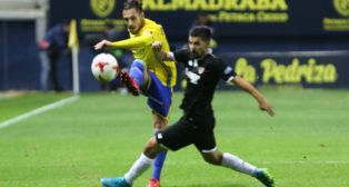 Correa, en un partido de la pasada temporada.