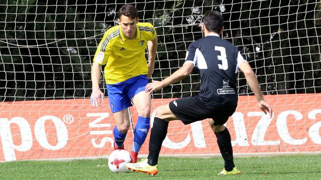 El Cádiz CF B se juega un ascenso histórico a Segunda B.