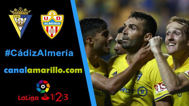 Partido difícil para un Cádiz CF que busca una nueva victoria en casa