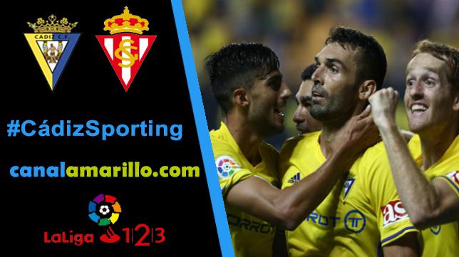 El Cádiz CF quiere romper su racha ante el líder
