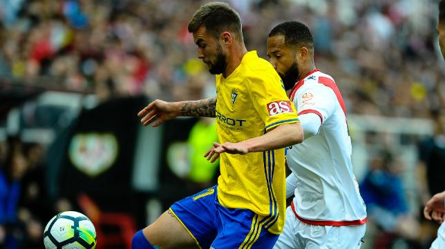Carrillo fue clave en la jugada del empate.