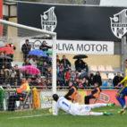 Lekic marcó el gol del Reus.