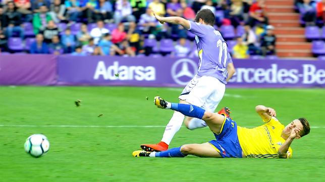 Valladolid y Cádiz CF son rivales directos esta temporada en LaLiga 123.