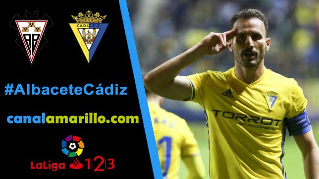 El Cádiz CF quiere agarrase al play off en Albacete