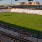 Panorámica del estadio Carlos Belmonte.
