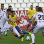 El Cádiz CF no pasa por su mejor momento de la temporada.