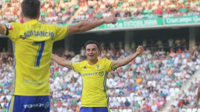 Álvaro García y Salvi Sánchez comenzaron la temporada brillando con luz propia en el campo del Córdoba.