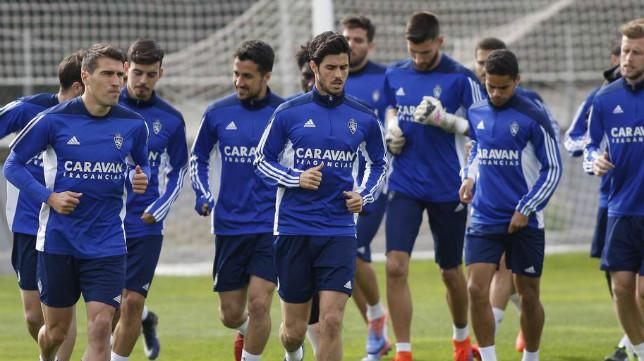 El Zaragoza viaja a Cádiz con un jugador más de la cuenta.