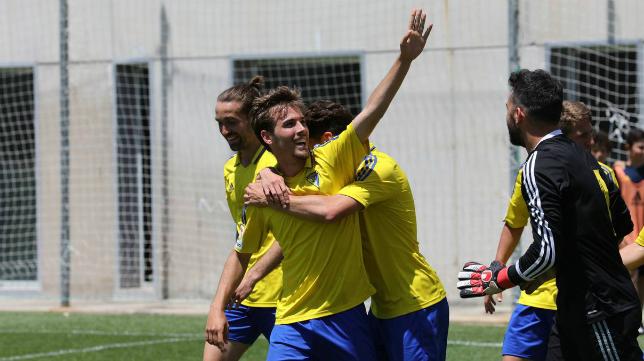 El Cádiz CF B ya espera rival en el 'play off'.