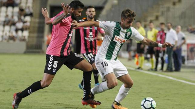 El CD Tenerife perdió 2-0 en Córdoba.