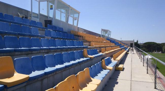 El Rosal se prepara para acoger el play off del Cádiz B