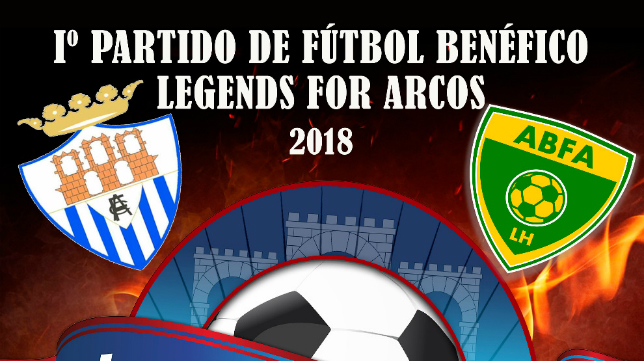 Legends for Arcos 2018.