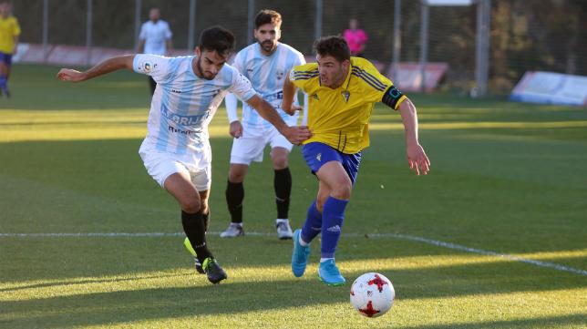 El Cádiz CF B se jugará el ascenso en esta eliminatoria.