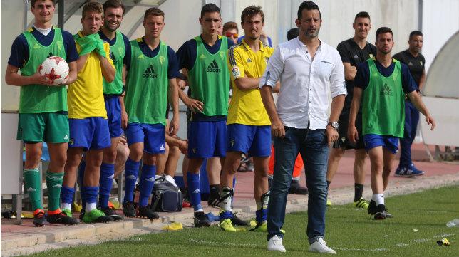 Mere, entrenador del Cádiz CF B