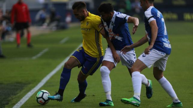 El Cádiz CF se queda sin atar el 'play off'.