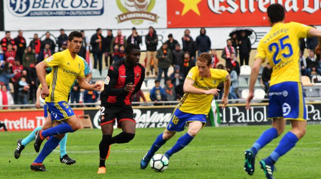 El Cádiz CF no visitará Reus esta temporada.