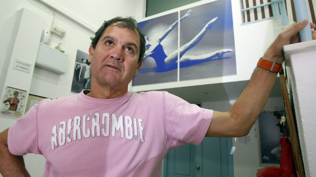 Manolo Botubot, nuevo presidente de la Asociación de Veteranos del Cádiz CF.
