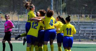 El Cádiz CF Femenino quiere subir de categoría. Foto: Cádiz CF.
