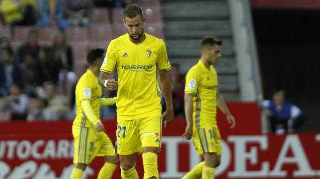 Carrillo marcó el gol del empate.