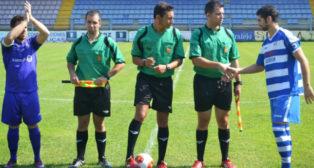 El colegiado extremeño González Umbert arbitrará el decisivo Cádiz CF B-SD Ejea.
