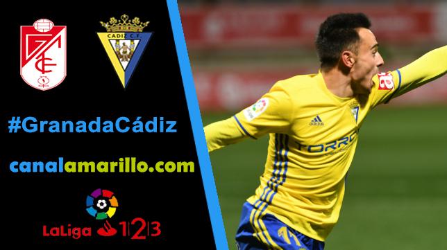 El Cádiz busca atar el play off en Granada