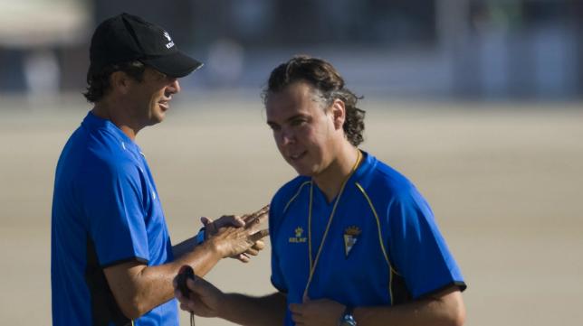 Jose González y Pepe Losada estuvieron año y medio juntos.