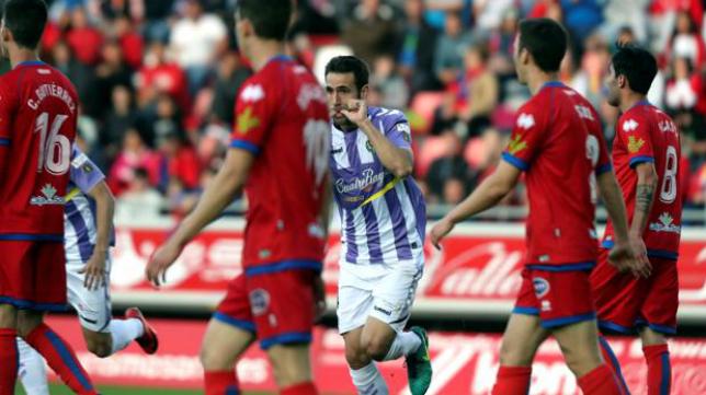 El Valladolid tiene más de pie y medio en Primera.