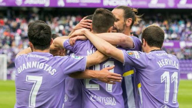 El Valladolid asciende a Primera.